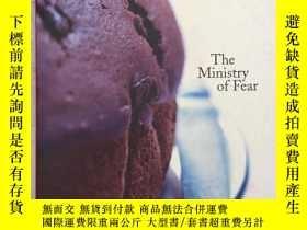二手書博民逛書店The罕見Ministry Of Fear: An Entert