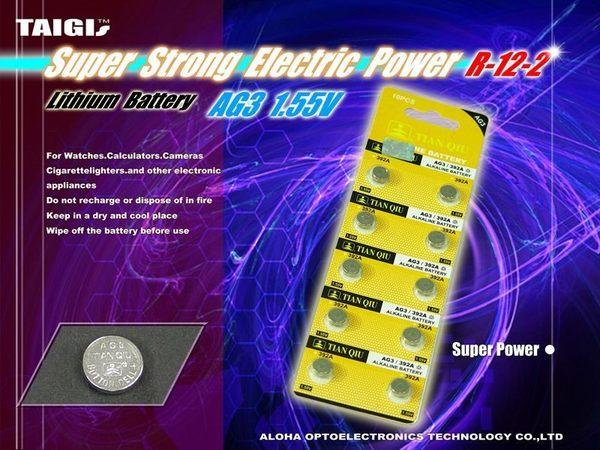 LR41電池(吊卡裝)10顆入 (R-12-2)