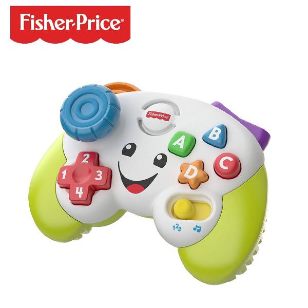 費雪 Fisher-Price 學習遊戲控制器 /抓握玩具/安撫玩具
