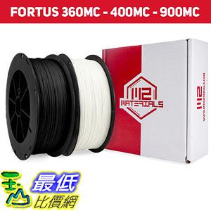 [107美國直購] 3D列印機專用線材 ABS Filament 92ci - Fortus 900mc | Fortus 400mc | Fortus 360mc