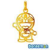 哆啦a夢Doraemon-歡笑時光-黃金墜子