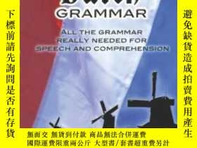 二手書博民逛書店Essential罕見Dutch GrammarY256260 Stern, Henry R. Dover P