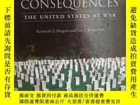 二手書博民逛書店美國戰爭史罕見Unintended Consequences :