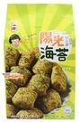 【吉嘉食品】十穀米同心餅(陽光海苔) 1包150公克6入 [#1]{4712839671592}