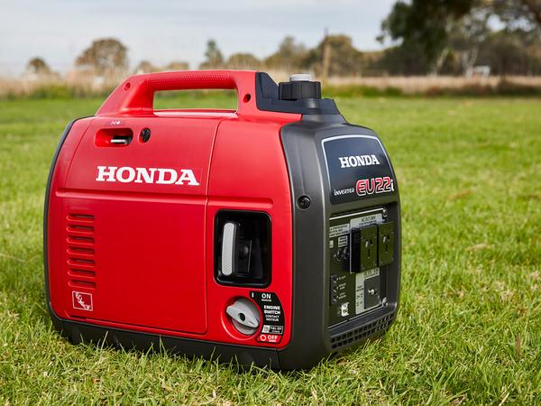 泰國廠 日本HONDA EU22i 超靜音型2200W/引擎變頻發電機。適用精密儀器