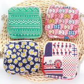 裝衛生巾的小包隨身攜帶可愛簡約小清新學生姨媽巾袋衛生棉收納包【居享優品】