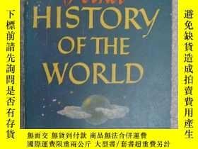 二手書博民逛書店H.罕見G.WELLS pocket History of th