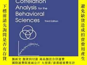 二手書博民逛書店Applied罕見Multiple Regression correlation Analysis For The