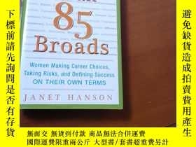 二手書博民逛書店More罕見Than 85 Broads: Women Making CareerY267886 ISBN