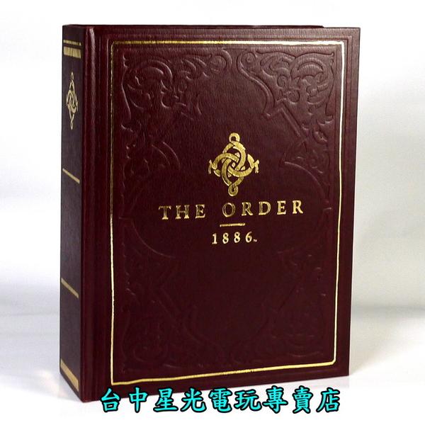 【特典商品 可刷卡】☆ The Order 1886 豪華版 13吋 無盡對決 模型+畫集 ☆全新品【可當手把架】