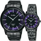 ALBA雅柏 七夕情人限定時尚對錶-42+28mm VJ42-X227SD+VJ22-X259SD(AS9D91X1+AH7N69X1)