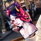 [I4193 軟殼] SONY Xperia 10 i4193 手機殼 保護套 外殼 美女般若惡鬼