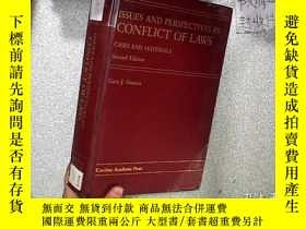 二手書博民逛書店ISSUES罕見AND PERSPECTIVES IN CONF