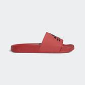 Adidas Adilette Shower [EE7039] 男鞋 運動 涼鞋 拖鞋 休閒 舒適 輕量 愛迪達 紅黑