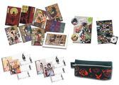 【限量福袋】火影忍者-複製畫集+撲克牌+筆袋+胸章組+筆記本二本(6件組)