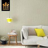 壁紙簡約純色3d豎條紋無紡布墻紙客廳臥室素色滿鋪家裝  創想數位igo