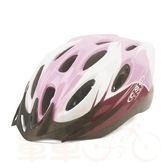*阿亮單車* CSC Helmet  自行車運動防護安全帽,3種尺寸可選,粉紫色《C77-901-P》
