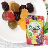 韓國 jellico 水果夾心軟糖 80g【庫奇小舖】