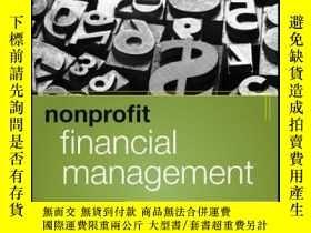 二手書博民逛書店Nonprofit罕見Financial Management: A Practical GuideY4100