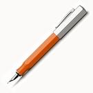 Faber-Castell MONDORO 六角鋼筆(橘)147591/147592~可免費刻字