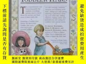 二手書博民逛書店英文原版罕見What to Expect the Toddler