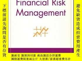 二手書博民逛書店Essentials罕見of Financial Risk ManagementY410016 Karen A