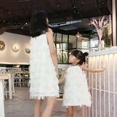 母女裙 親子裝夏裝新款潮母女裝連身裙公主裙韓版裙子夏【韓國時尚週】