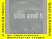 二手書博民逛書店An罕見Introduction to the Sun and