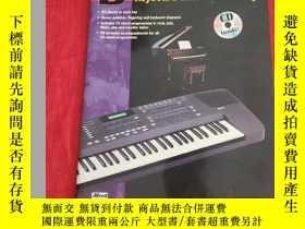 二手書博民逛書店Keyboard罕見Chord Dictionary( )Y25376 Alred Alred