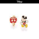 【迪士尼系列】歡樂米奇配件夾式耳環~夏綠蒂didi-shop