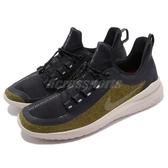 Nike 慢跑鞋 Renew Rival Shield 綠 黑 防水處理鞋面設計 舒適緩震 運動鞋 男鞋【PUMP306】 AR0022-300