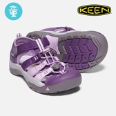 KEEN 童款 織帶涼鞋Newport H2 1020365 / 城市綠洲 (KIDS、水陸兩用、織帶鞋面、戶外休閒、運動涼鞋)