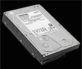 全新 TOSHIBA 東芝 2TB 硬碟 3.5吋 64M快取 7200轉 SATA3