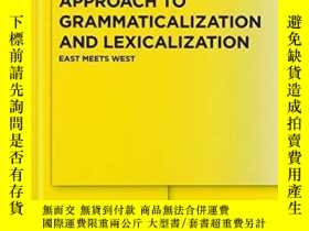 二手書博民逛書店A罕見Typological Approach To Grammaticalization And Lexical