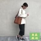 【免運】托特包夏季水桶包包女新品正韓百搭肩背包女大包學生簡約手提托特包