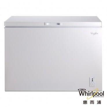 Whirlpool 惠而浦 255公升 臥式上掀冷凍櫃 WCF255W