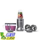 [8美國直購] 攪拌機 NutriBullet NBR-1201 12-Piece High-Speed Blender/Mixer System, Gray (600 Watts)