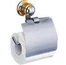 【麗室衛浴】鋅合金系列  LS-2225   衛生紙捲架 寬14*高12*深6CM