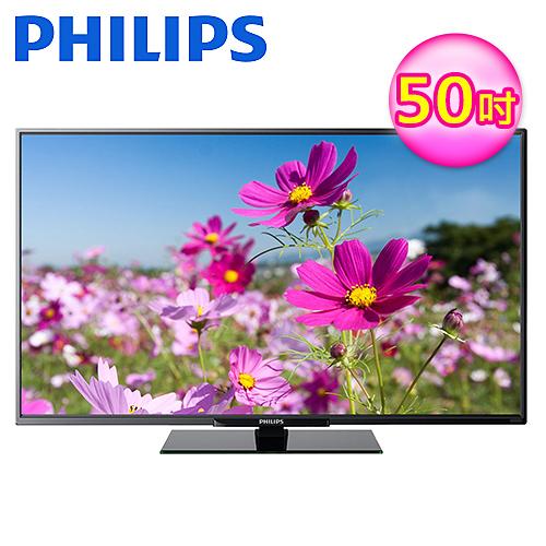 PHILIPS 飛利浦 50吋 液晶顯示器+視訊(50PFH5010)