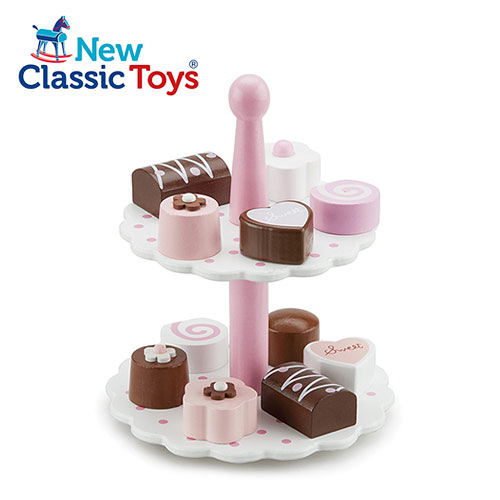 【荷蘭New Classic Toys】英式午茶蛋糕組