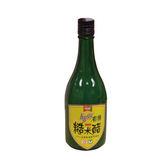 肯寶KB99~有機糙米醋500ml/罐