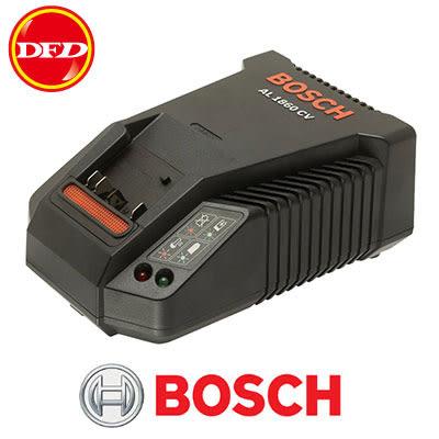 BOSCH 博世 GAL 1860 CV Professional 充電器 適用於 14.4V 和 18V 電池的快速充電器 公司貨