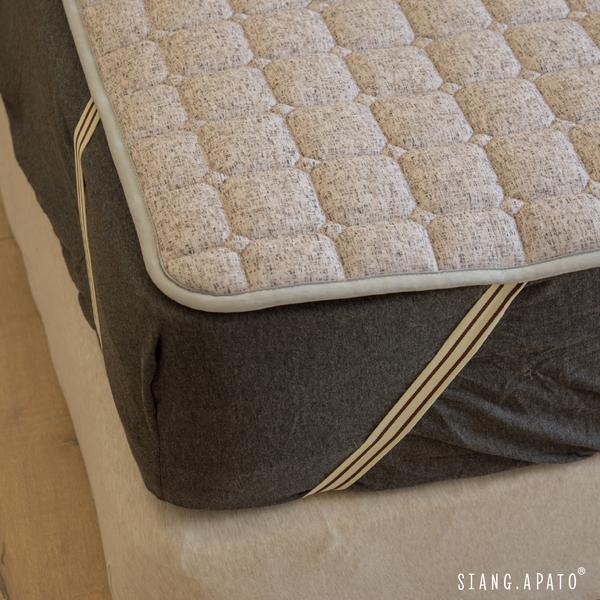 睡墊 床墊 超細纖聚熱暖感睡墊 ;  單人105x186cm ;  2色任選 ; 日式 ; 床墊