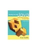 二手書博民逛書店 《Starting Out With Java》 R2Y ISBN:9780321479273│GADDIS