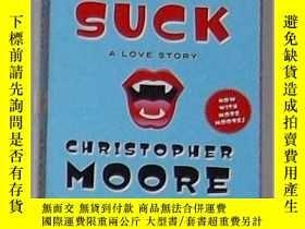 二手書博民逛書店英語原版罕見You Suck: A Love Story by