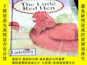 二手書博民逛書店FAVOURITE罕見TALES The Little Red Hen(銅版彩印,精裝)Y24205 Lady