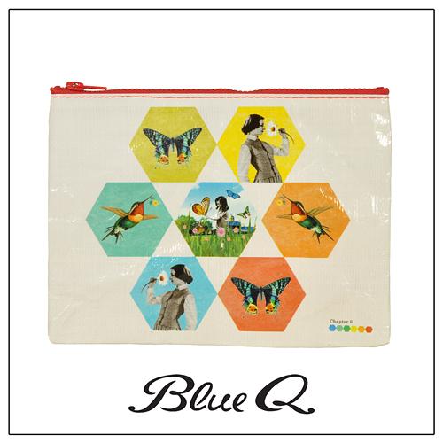 Blue Q 拉鍊袋 - Chapter 6 六角