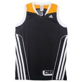 Adidas ALL STAR TEAM SPEED 男裝 上衣 球衣 背心 籃球 黑 白 黃 【運動世界】 G78187