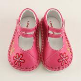 【愛的世界】森林花朵寶寶鞋/學步鞋-台灣製- ★童鞋童襪