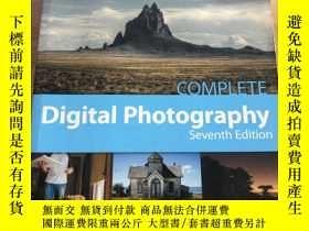 二手書博民逛書店Complete罕見Digital Photography Be